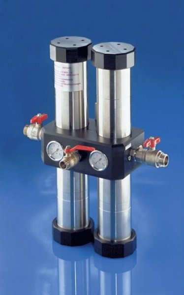 Carbonit QUADRO 120 - 1X Wasserfilter