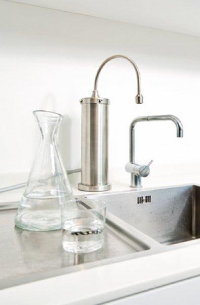 Carbonit Sanuno Inox F Wasserfilter