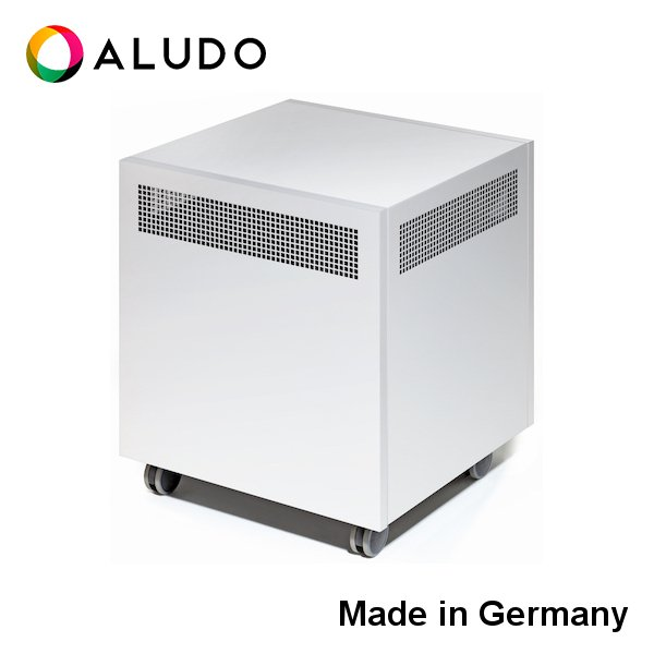 ALUDO Pro 6 HEPA S Luftreiniger Farbe weiss