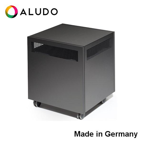 ALUDO Pro 6 HEPA S Luftreiniger Farbe schwarz